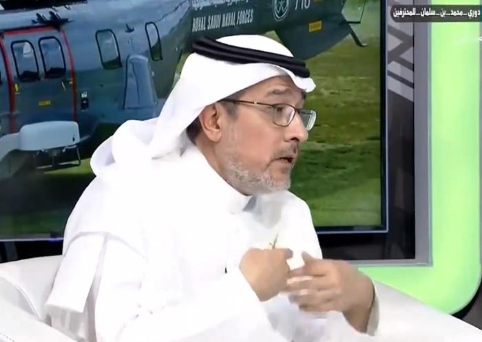 بالفيديو .. سامي مؤمن : هناك أندية دعمت بنفس ما دعم به نادي النصر ولم تحقق شيء
