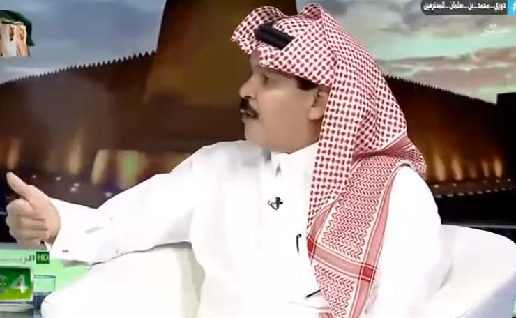 بالفيديو.. صالح الطريقي: أنا لا أتهجم على الإعلاميين ولكن!