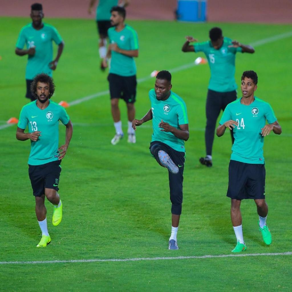 تعليمات خاصة لجماهير الأخضر في مباراة السعودية واليمن