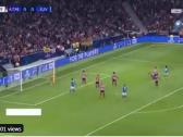 بالفيديو..يوفنتوس يسجل الهدف الأول في شباك اتلتيكو مدريد