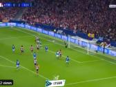 بالفيديو..اتلتيكو مدريد يسجل الهدف الأول في مرمى يوفنتوس