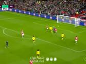 بالفيديو..إرسنال يسجل هدف التعادل في مرمى مانشستر يونايتد