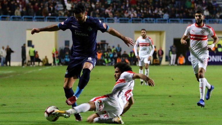 موعد مباراة الزمالك ضد بيراميدز في نهائي كأس مصر