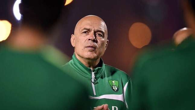 جروس: قرار التدريب في الدوري السعودي كان صائباً