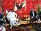تركي آل الشيخ يعلن دعمه للأهلي المصري من جديد