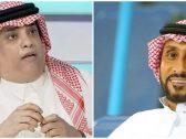 """""""الشعلان"""" يشن هجوم عنيف على """"الجابر"""" بعد تغريدته المسيئة لنادي النصر"""
