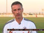 بالفيديو .. شاموسكا ينتقد قرار تأجيل مباراة النصر والفيصلي