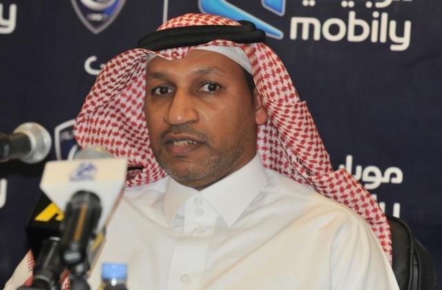 """الهلال يخصص دخل مباراة ضمك لأسرة الراحل """"عبدالله الشريدة"""""""