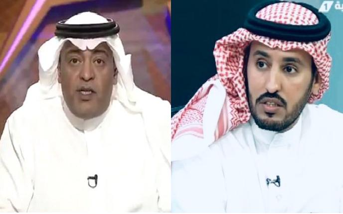 """الزايدي رداً على""""وليد الفراج"""" بشأن مباراة """"الهلال والسد"""".. """"الله يحقق اللي في بالي""""!"""