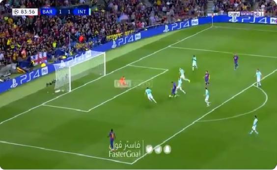 بالفيديو.. سواريز يضيف الهدف الثاني لبرشلونة في مرمى إنتر ميلان