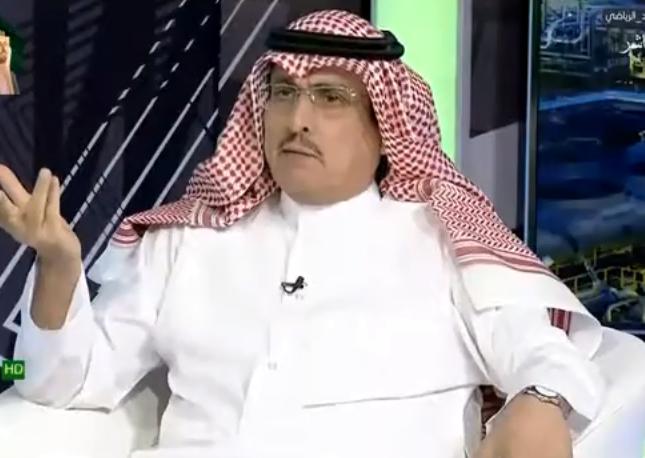"""""""الدويش"""" يوجه رسالة نارية لهيئة الرياضة: رياضتنا فيها أبو ثلاث وظائف وراتبه يوظّف ثلاثة !"""""""