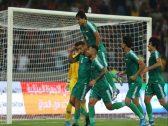 شاهد.. لاعبو منتخب العراق يحتفلون بفرحة الهدف بطريقة مختلفة