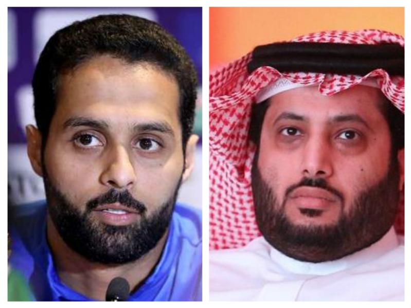 بعد وعد تركي آل الشيخ .. تعرف على الفريق المرشح لحضور مباراة اعتزال ياسر القحطاني