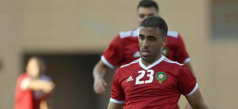 حمدالله يكشف حقيقة رفضه لدعوة مدرب منتخب المغرب