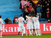 """بالفيديو..النرويج تنتزع نقطة قاتلة من إسبانيا في تصفيات """"يورو 2020"""""""