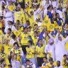 """""""الثقيل"""" يشن هجوم حاد على الجماهير النصراوية"""