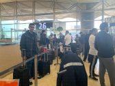 شاهد .. جماهير الهلال في المطار بعد تأخر رحلتهم المتجهة إلى طوكيو!