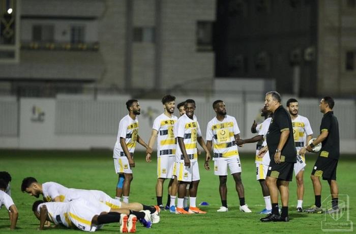 الاتحاد يستهل مشواره في كأس خادم الحرمين بمواجهة الرياض