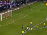 بالفيديو.. جيسوس يهدر ركلة جزاء للبرازيل