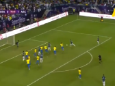 بالفيديو..  لوتارو يهدر فرصة هدف محقق للأرجنتين