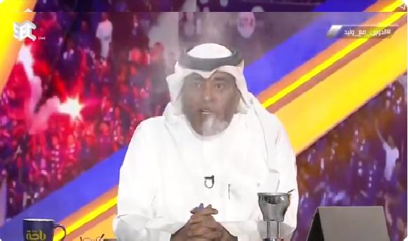 """بالفيديو.. الفراج بـ""""البخور"""": هذا اليوم لن يشبه ما قبله وما بعده.. الهلال سفير الكرة السعودية آسيوياً"""