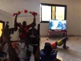 بالفيديو.. فرحة جنونية لعائلة ماني بعد هدفه في مانشستر سيتي