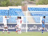 شاهد.. سعد بقير يسجل الهدف الأول لـ أبها في الدقيقة 9