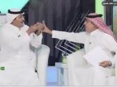 بالفيديو..عبدالرحمن الجماز لـ عايد الرشيدي : واضح تداعيات اوراوا