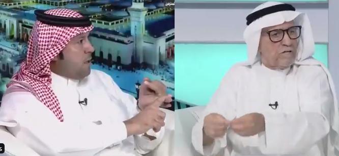 بالفيديو.. القحطاني لـ السماري : الخطاب الذي نشرته بخصوص ترشيح نادي النصر لكأس العالم مزور