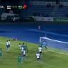 بالفيديو..يوسف بلايلي يسجل هدفًا رائعاً من ركلة ركنية في مباراة الجزائر ضد بوتسوانا
