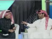 بالفيديو..نقاش ساخن..كميخ لـ الحمد: لا أدري لماذا تقزم من إدارة نادي النصر.. والأخير يرد