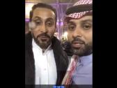 بالفيديو.. سامي الجابر لـ ياسر القحطاني : شكلنا بنوطّي الكورة كثير في مباراة الاعتزال