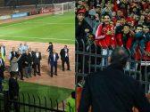 القبض على عدد من جماهير الأهلي المصري في لقاء الهلال السوداني.. والخطيب يتدخل! فيديو