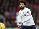 """""""الفيفا"""" يهنئ صلاح بمئويته الأولى مع ليفربول في """"البريميرليغ"""""""