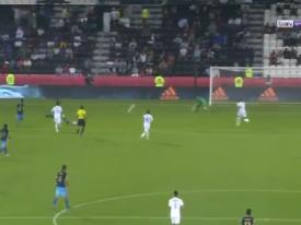 بالفيديو.. يانغين سبور يسجل هدف التعادل في مرمى السد