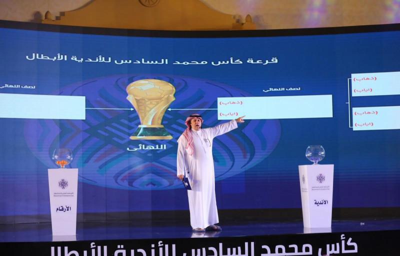 نتائج قرعة دور الـ 8 من كأس محمد السادس للأندية الأبطال