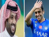 """آل الشيخ يعلن عن مفاجأة للاعب """"محمد الشلهوب""""- فيديو"""