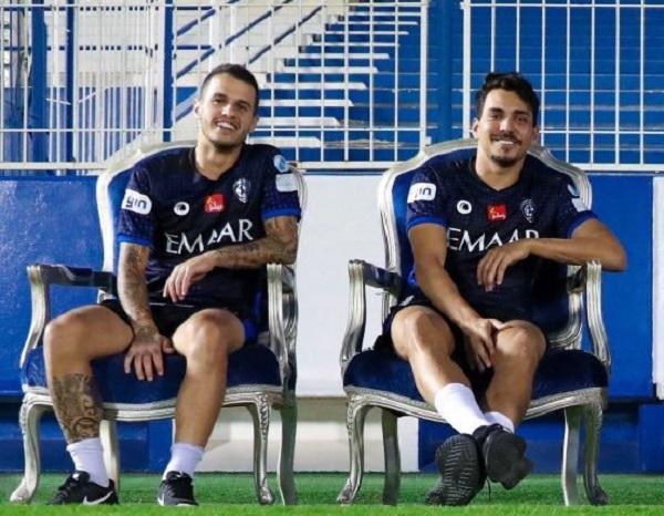 """""""إدواردو"""" و""""جيوفينكو"""" يرغبان في الرحيل عن الهلال .. والكشف عن السبب!"""