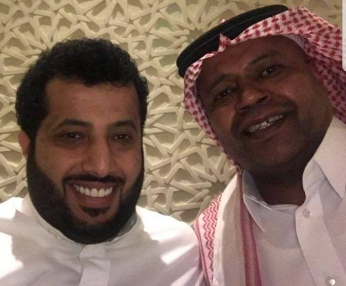 """أول تعليق لـ""""العويران"""" بعد توجيه تركي آل الشيخ بإقامة حفل اعتزاله"""
