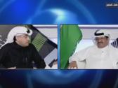 بالفيديو..عدنان جستنيه  لـ محمد الغامدي :أنت ما باركت للهلال ..والأخير يرد