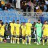 النصر يعلن غياب 5 من لاعبيه حتى نهاية 2019