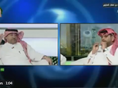 بالفيديو..الحمد: أعلن لن أخوض في قضايا قديمة..ورد غير متوقع من الطخيم!