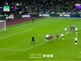 """شاهد..""""محمد صلاح""""يسجل أول هدف لـ""""ليفربول"""" في مرمى وست هام"""