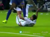 """شاهد..لاعب الهلال """"محمد كنو"""" يثير غضب الجماهير الأهلاوية!"""