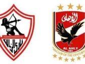 أزمة كبيرة تلوح في الأفق قبيل قمة الزمالك والأهلي في الدوري المصري