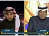 """بالفيديو..""""وليد الفراج"""" يطقطق على """"محمد العنزي"""" :أنت اليوم عايش وضعية التعادل"""