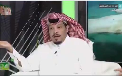 بالفيديو..نبيل العبودي : هل يستطيع نادي النصر أن يقدم احتجاج على نتيجة مباراة السد في آسيا ؟