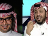 """""""عبدالعزيز المريسل"""" يبارك لـ """"محمد البكيري"""" عقب فوز الاتحاد ..والأخير يرد"""