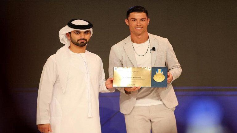 7 نجوم يحصلون على الإقامة الذهبية في الإمارات .. أبرزهم كريستيانو رونالدو!