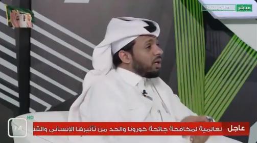 """عبدالعزيز المريسل يكشف موقفه من ربط الهلال بـ """"ليفربول"""""""